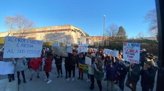 dimensionamento scolastico protesta