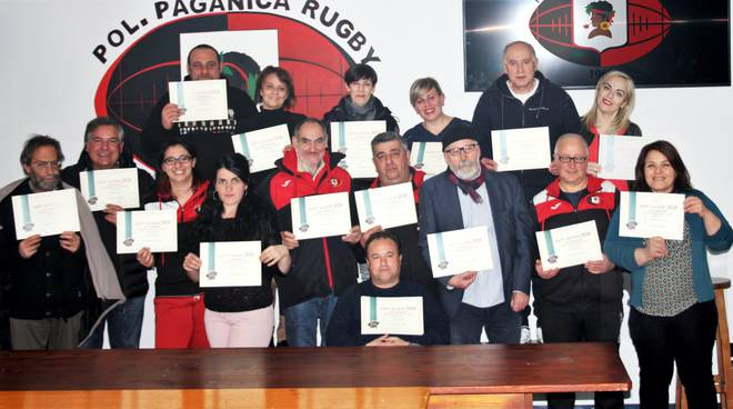 sant'agnese Paganica rugby