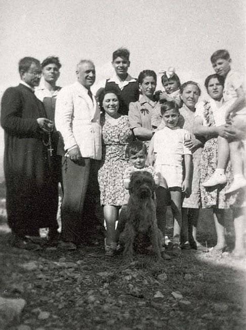 famiglia orvieto Don Gaetano Tantalo