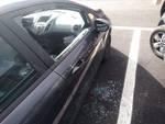 finestrino auto