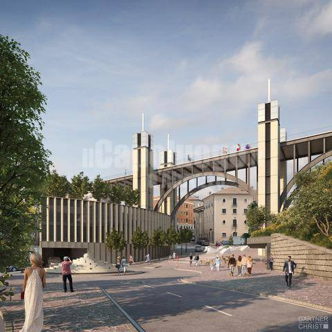 progetto ponte belvedere