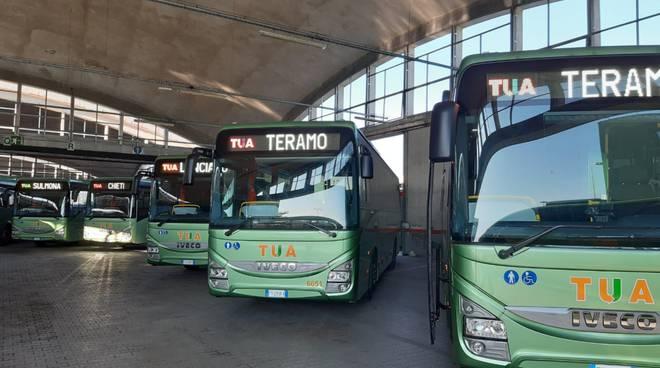tua nuovi autobus