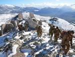 9° alpini Rocca Calascio