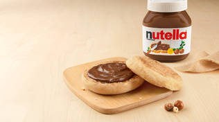 nutella mc Donald's