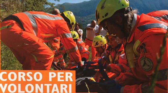 corso volontari soccorritori
