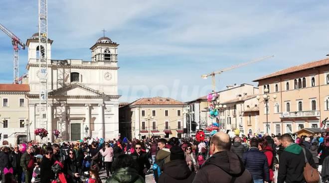 carnevale 2020 piazza