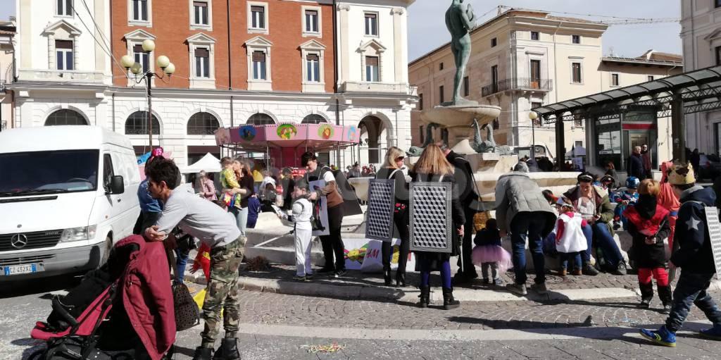 piazza duomo carnevale