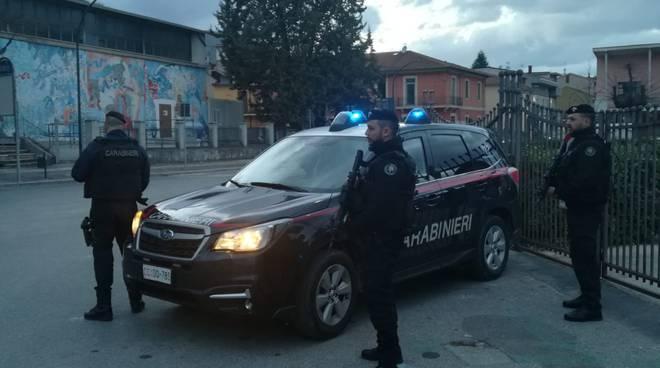 controlli carabinieri az