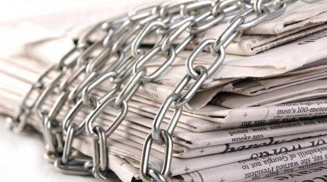 liberta' di stampa