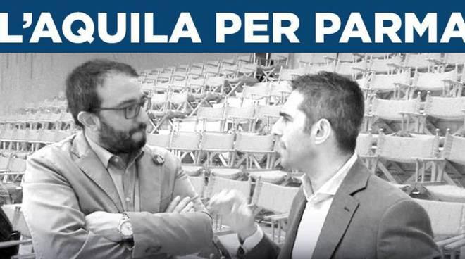 l'aquila Parma