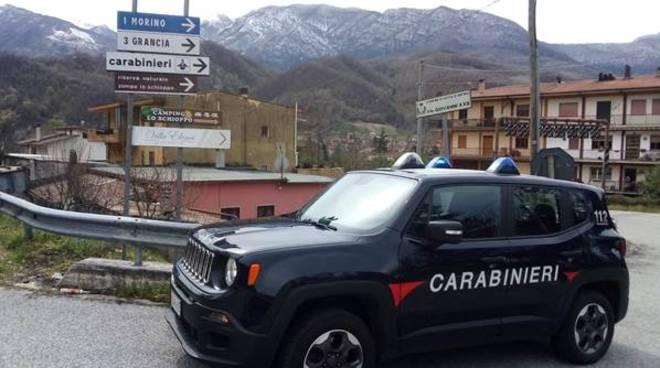 carabinieri morino