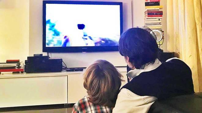 guardare tv