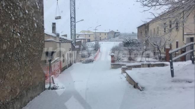 neve 24 marzo