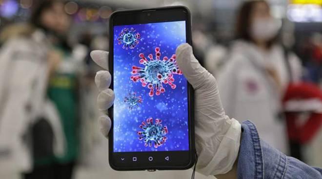 coronavirus app tracciamento contatti