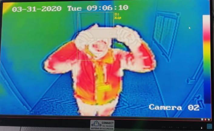 telecamere termiche