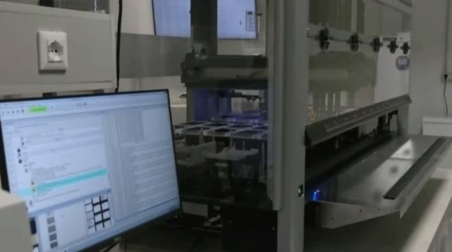 Dante Labs laboratorio coronavirus