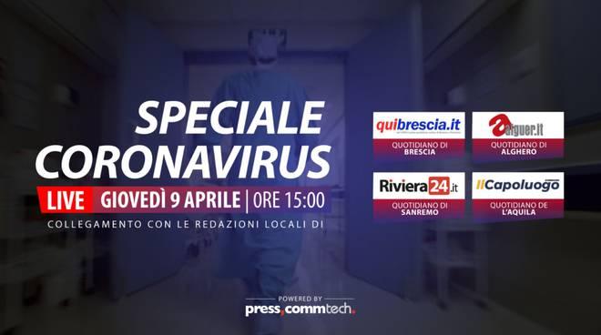 speciale coronavirus diretta