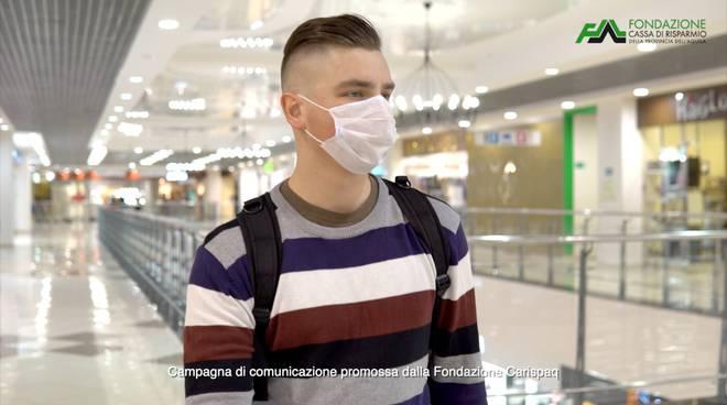 video campagna prevenzione carispaq