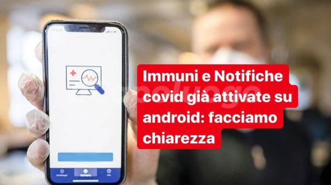 app immuni e fake news