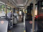 autobus ama coronavirus