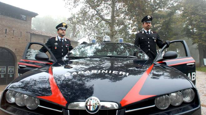 carabinieri l'aquila