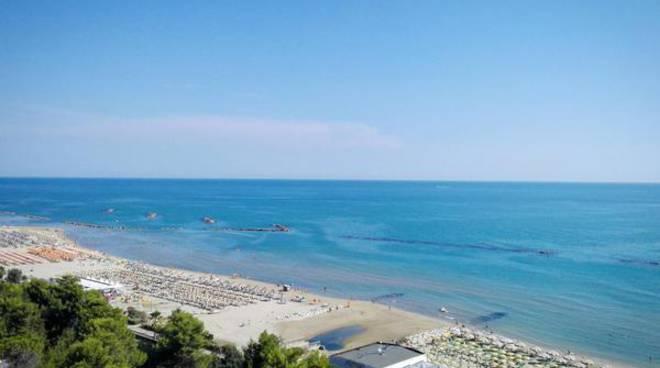 spiaggia abruzzo montesilvano