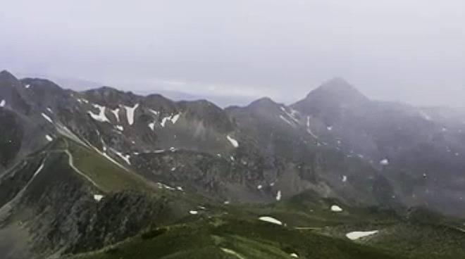 neve gran sasso 4 giugno 2020