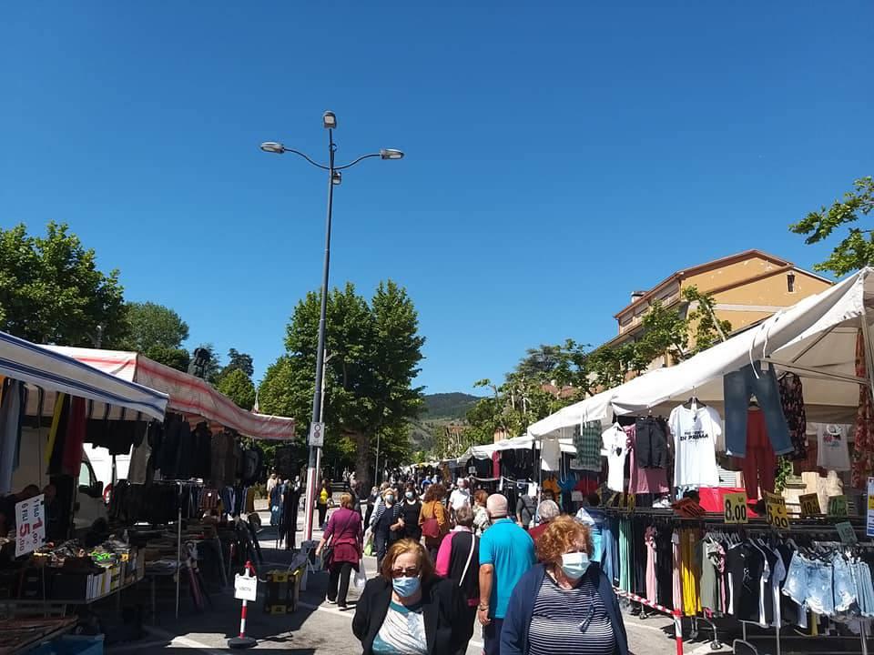 mercato di avezzano torna in centro 6 giugno