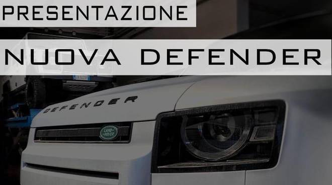 select car nuova defender 2020