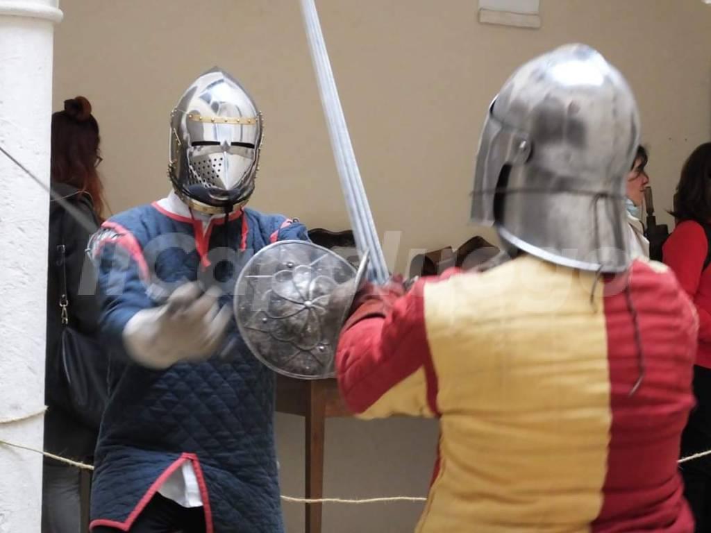 Battaglia Bazzano compagnia rosso d'aquila
