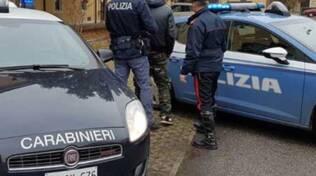 carabinieri e polizia avezzano