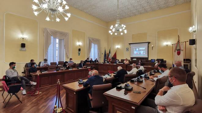 incontro comitato sindaci alta velocità Sulmona