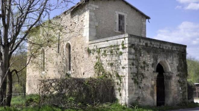 chiesa Santa Maria di Roncisvalle sulmona