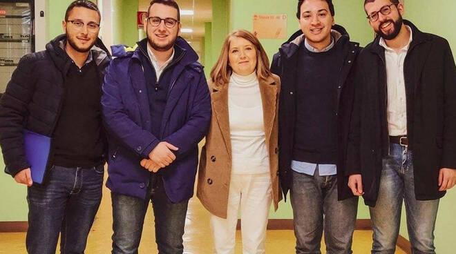 lega giovani maccarone università de santis