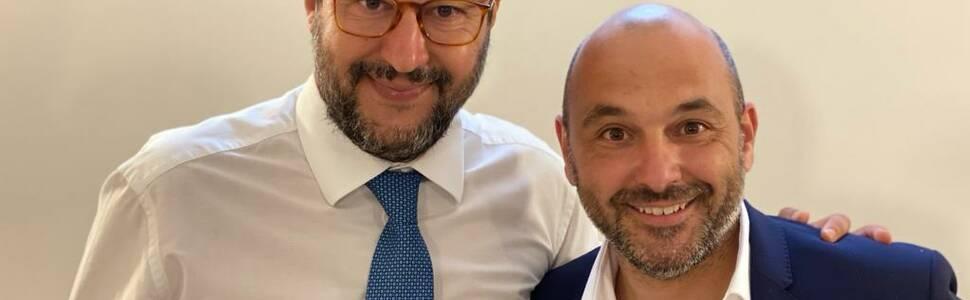 Salvini e genovesi