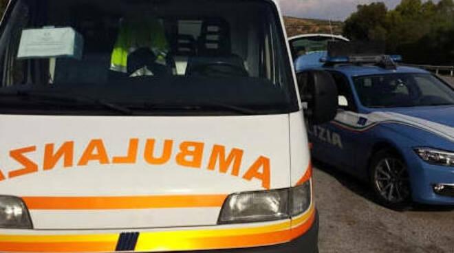 ambulanza e polizia