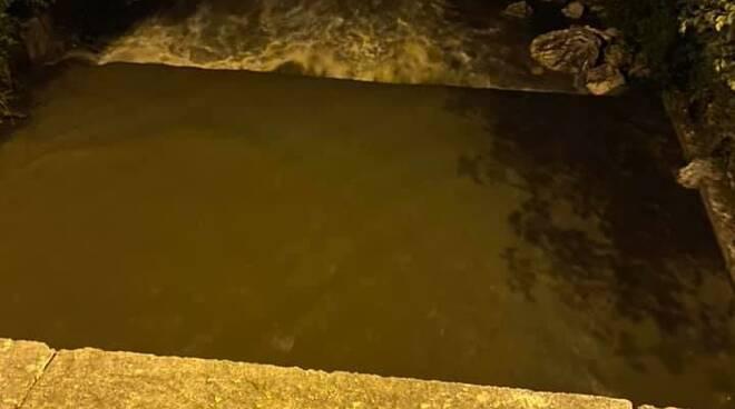 fiume liri notte