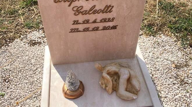 furto cimitero romano galeotti