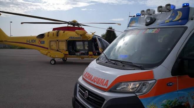 elisoccorso e ambulanza