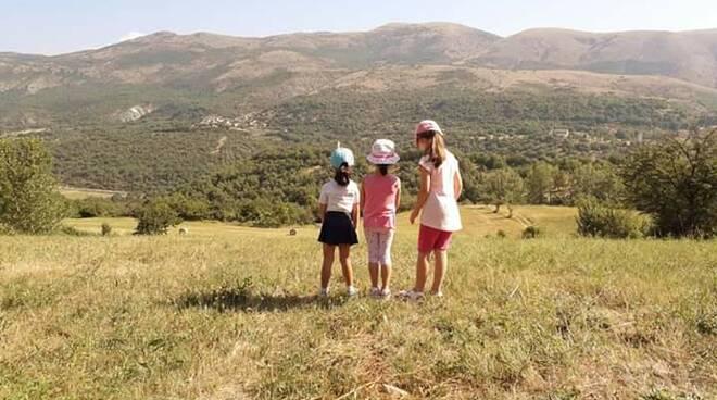 il bosco del fauno Goriano valli