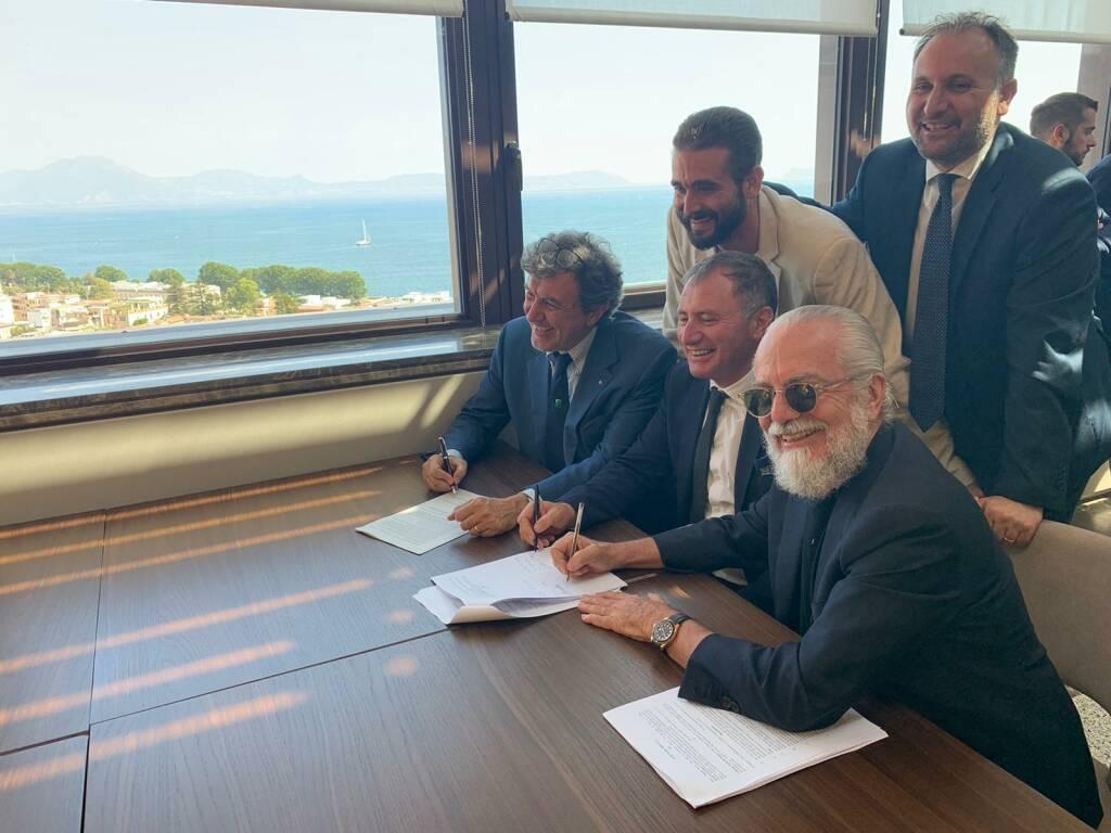 convenzione Napoli castel di sangro Regione Abruzzo