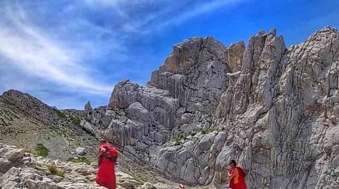 monaci gran sasso