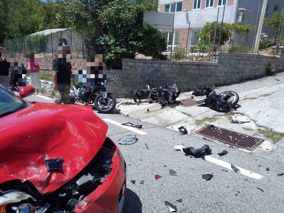 incidente moto ss80