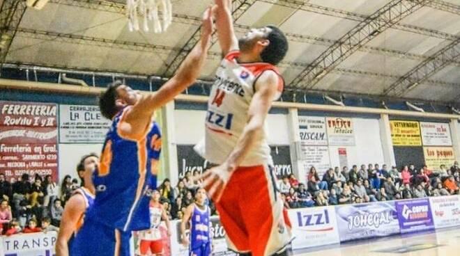 federico vidal ramos basket