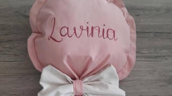 fiocco rosa lavinia taranta
