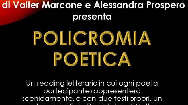 policromia poetica compagnia dei poeti