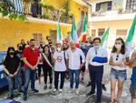 lega protesta a Civita d'Antino