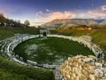anfiteatro romano alba fucens