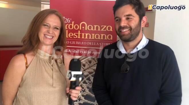 L'intervista a Giovanni Sfarra