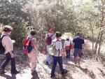 passeggiata in montagna